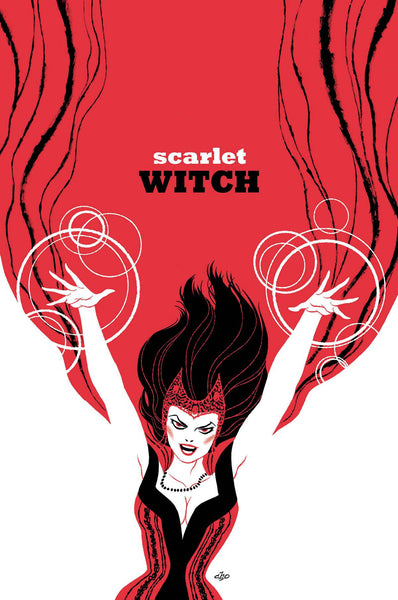 SCARLET WITCH #3 MICHAEL CHO VARIANT
