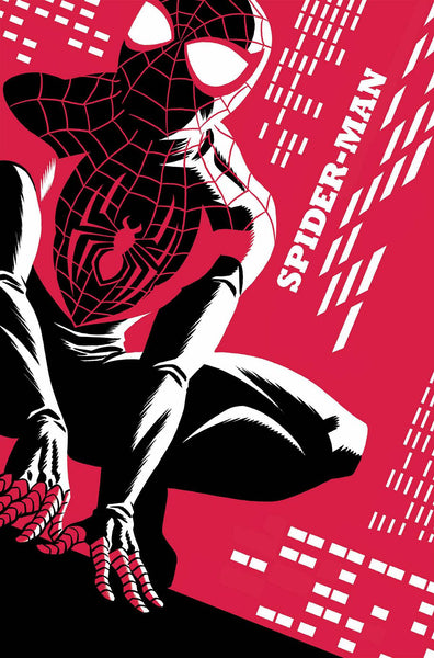 SPIDER-MAN #1 MICHAEL CHO VARIANT