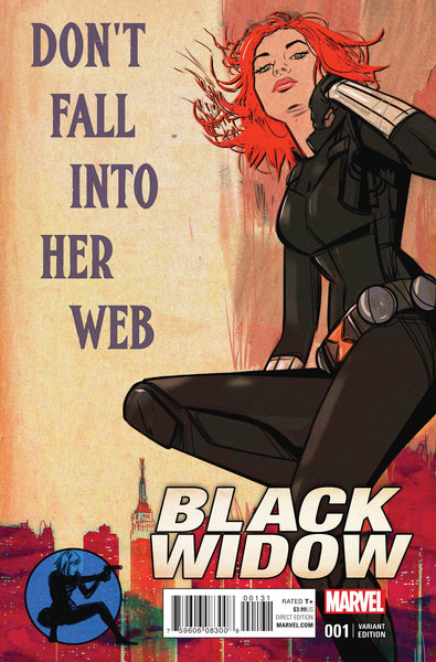 BLACK WIDOW VOL. 6 #1 TULA LOTAY VARIANT