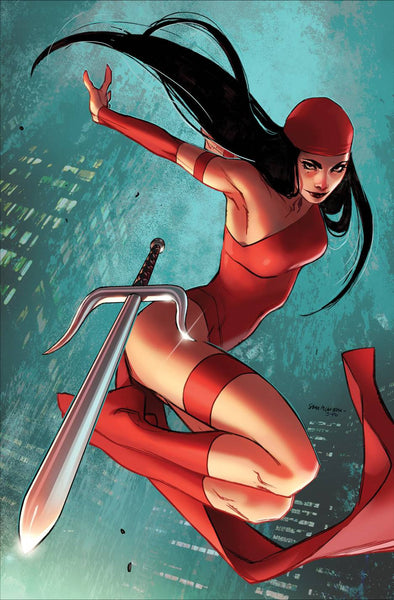 DAREDEVIL #5 WOMEN OF POWER VARIANT