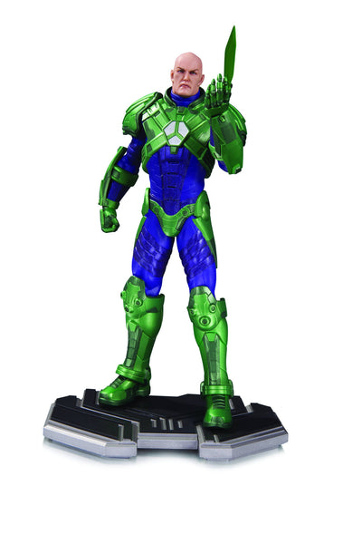 DC Comics Icons: Lex Luthor Statue