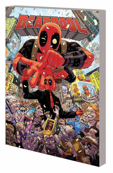DEADPOOL WORLDS GREATEST VOL. 1 MILLIONAIRE WITH MOUTH TPB