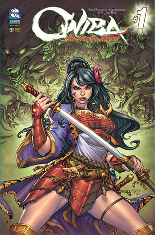 ONIBA SWORDS OF THE DEMON #1