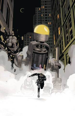LOBSTER JOHNSON METAL MONSTERS OF MIDTOWN #1 (OF 3)