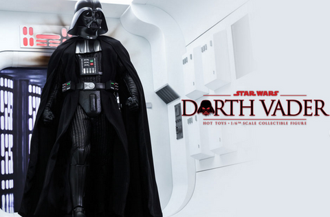 Hot Toys Side Show Darth Vader 1/6th Scale figure Pre Order