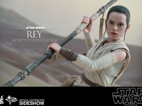 Star Wars Rey Sixth Scale Figure Hot Toys Pre Order
