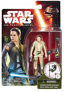 "Star Wars 3.75"" Ray w/ Saber"