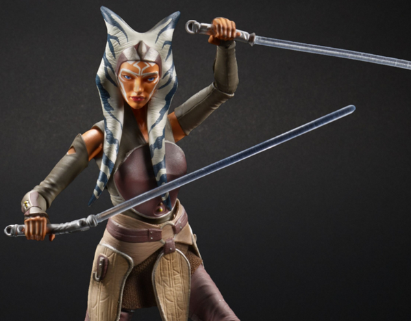 Star wars Black Series Ahsoka 6 inch  figure