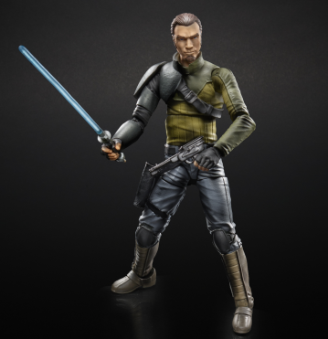 "STAR WARS BLACK SERIES 6"" Kanan Jarrus"