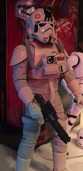 "Star Wars Black Series AT AT driver 6"" Hasbro"