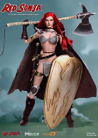 RED SONJA FIGURE 1/6 SCALE