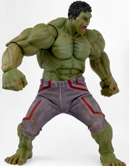 NECA Avengers Age of Ultron 1/4 Scale Figure - Hulk