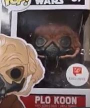 FUNKO STAR WARS EXCLUSIVE PLO KOON