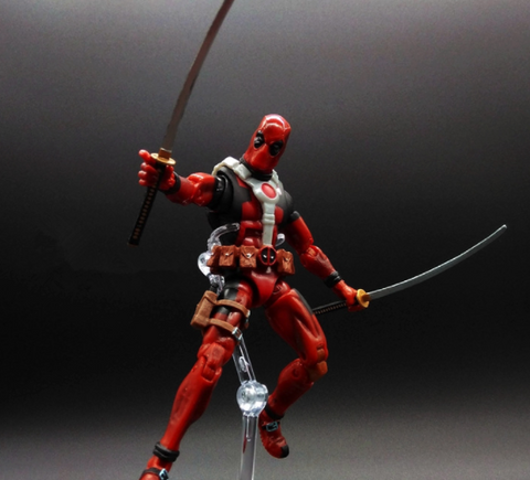 "Marvel Legend 6"" Classis Deadpool Loose Fig"
