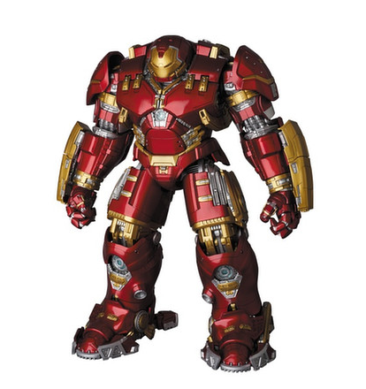 Avengers: Age of Ultron MAFEX Iron Man Hulkbuster Marvel