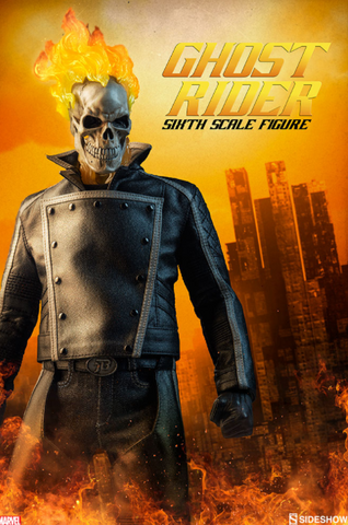 Marvel Comics – Ghost Rider Sixth Scale Figure by Sideshow Collectibles