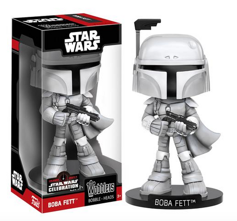 FUNKO Star Wars Celebration Boba Fett