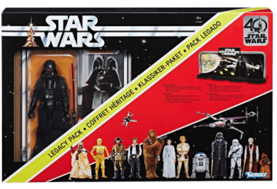 40th anniversary star wars Darth vader Black Series