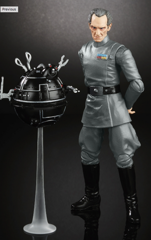 STAR WARS THE BLACK SERIES 6 INCH TARKIN Figure Hasbro