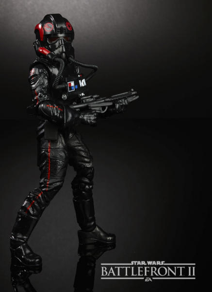 STAR WARS THE BLACK SERIES 6 INCH INFERNO SQUADRON PILOT Figure Battlefront GameStop Exclusive Hasbro