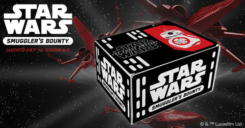 "STAR WARS FUNKO EXCLUSIVE SMUGGLER""S BOX The Resistance"