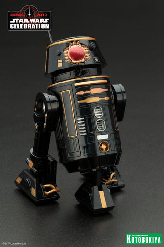 Star Wars Celebration 2017 Exclusive Droid Statues by Kotobukiya BT 1