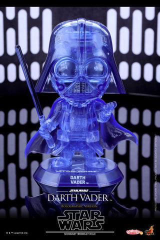 Hot Toys Star Wars Cosbaby Holographic Vader