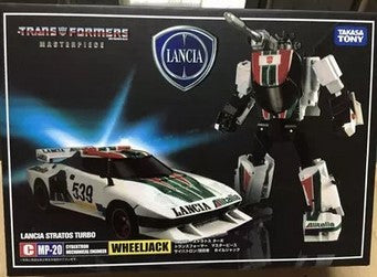 3rd Party Transformers MP-20 Wheeljack TAKASA TONY Masterpiece
