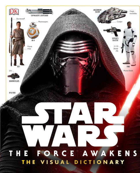 Star Wars: The Force Awakens Visual Dictionary by Hidalgo, Pablo (December 18, 2015) Hardcover