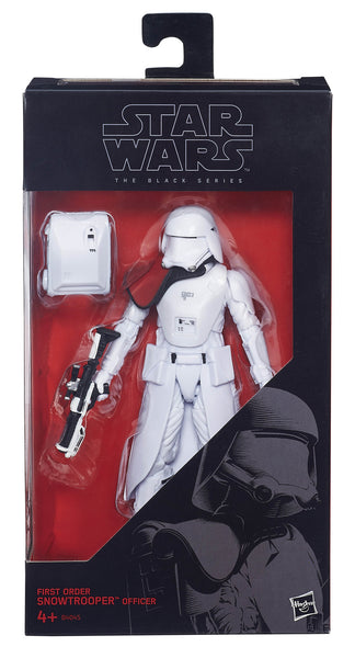 Toys R Us Exclusive Black Series 6-Inch Force Awakens Snowtrooper