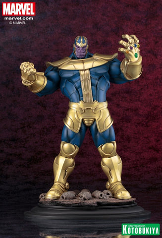 1/6 Scale Thanos Marvel Fine Art Statue Marvel Kotobukiya