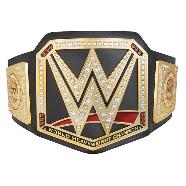 WWE World Heavyweight Championship Title Belt
