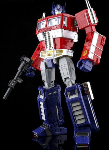 3rd Party Transformers Optimus Alloy Commander Prime MPP10