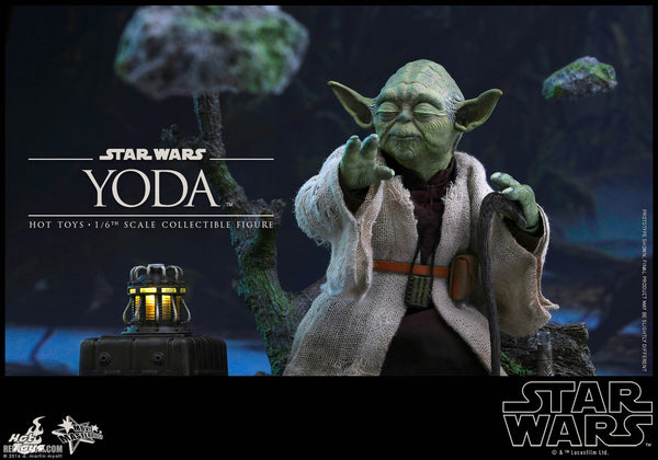 Hot Toys: MMS369 1/6th scale Yoda