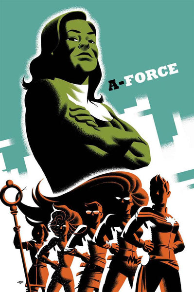 A-FORCE VOL. 2 #3 MICHAEL CHO VARIANT