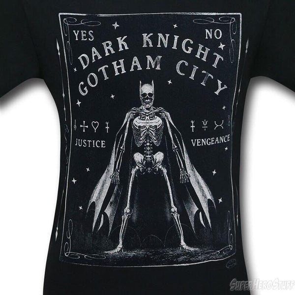 T Shirt Dark Knight Gotham City (Team Batman)