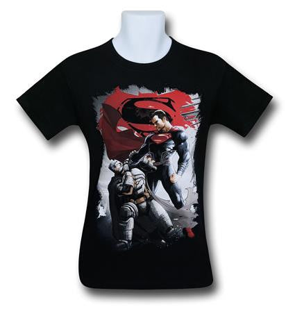 Batman V Superman Choke T Shirt