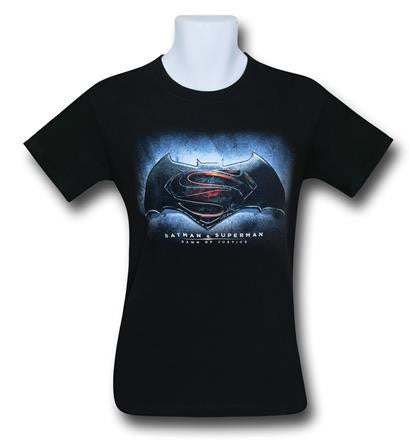 Batman V Superman Symbol T Shirt