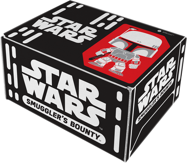 Star Wars Smuggler's Bounty FUNKO May-June Box (Bounty Hunter)