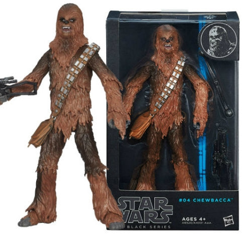 Star Wars Black Series Chewbacca 6""