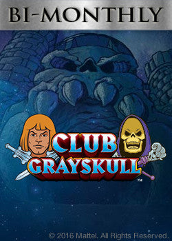 2017 Club Grayskull Subscription: Bi-Monthly Shipment