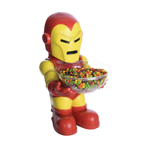 Rubies Marvel Universe Classic Collection Iron Man Candy Bowl Holder