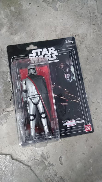 "Bandai Star Wars Phasma 6"" figure"