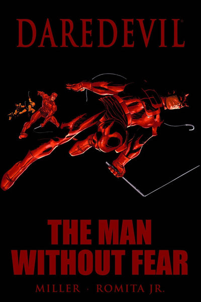 DAREDEVIL: THE MAN WITHOUT FEAR TPB