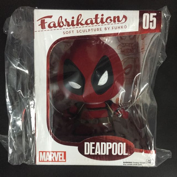 Deadpool Fabrications Plush #05