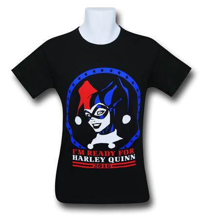 Harley Quinn Mad Love T Shirt