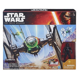 "Hasbro STAR WARS: First Order Special Forces TIE Fighter (Desert Damage) Toys ""R"" Us Exclusive"