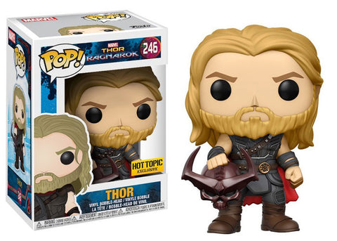 FUNKO Marvel Thor Ragnarok Hot Tropic Thor Exclusivse