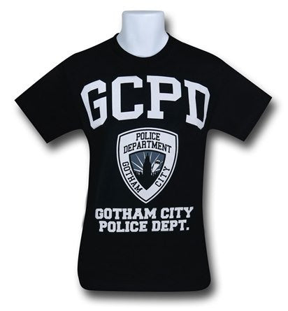 T Shirt Gotham City GCPD All Sizes available
