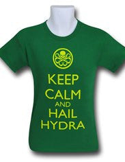 T Shirt Hydra Keep Calm All Sizes available